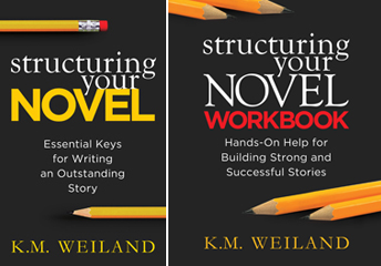 Structuring your Novel - K.M. Weiland